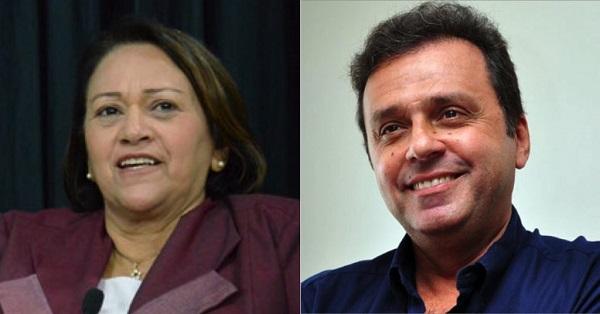 PESQUISA: Segundo FIERN/Certus, Fátima lidera disputa pelo Governo do RN