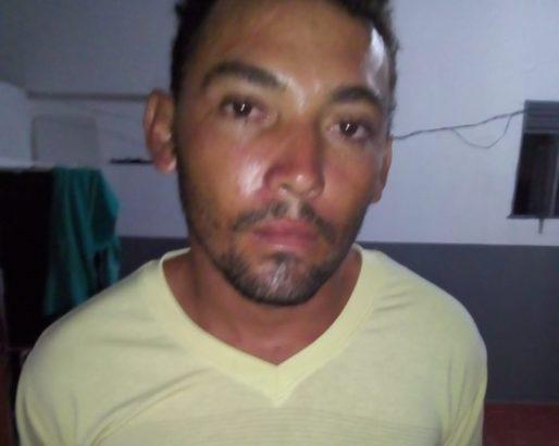 Sobrinho suspeito de matar o tio com golpes de faca é preso em Florânia