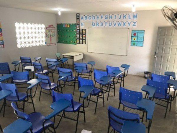 RN: Menos de 6% das escolas públicas têm segurança armada
