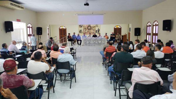 Francisco do PT garante apoio da Frente Parlamentar das Águas, em busca de recursos para a recuperação da Barragem Passagem das Traíras