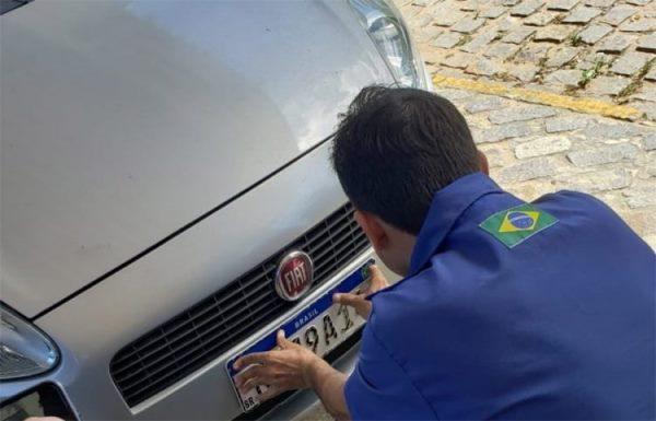 Placa Mercosul só será obrigatória para alguns veículos; veja quais