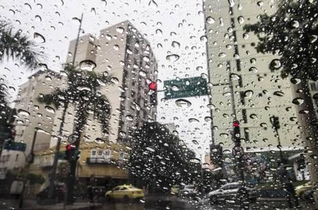 Maio registra chuvas abaixo da média no RN