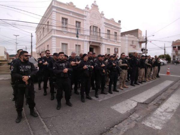 RN: Seap realiza operação que fiscalizam detentos com tornozeleira eletrônica em Currais Novos e outros municípios