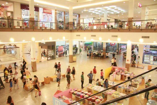 75% dos shoppings brasileiros já estão reabertos