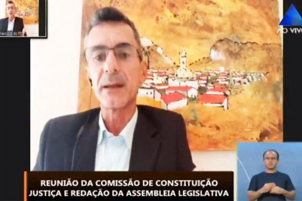 Com relatoria de Francisco do PT, CCJ aprova reajuste do piso do magistério do RN